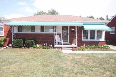 28518 Beste Street, St. Clair Shores, MI 48081 - MLS#: 218069092
