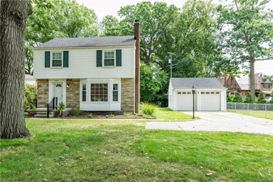 22921 Cherry Hill Street, Dearborn, MI 48124 - MLS#: 218069149