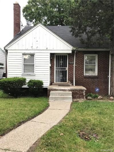 18836 Shields Street, Detroit, MI 48234 - MLS#: 218069166