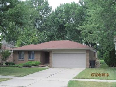 5241 Peekskill Drive, Sterling Heights, MI 48310 - MLS#: 218069232