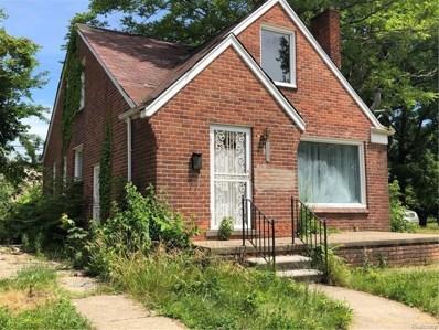 14042 Winthrop Street, Detroit, MI 48227 - MLS#: 218069243