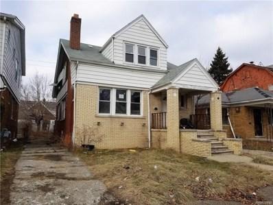 12813 Promenade Street, Detroit, MI 48213 - MLS#: 218069281