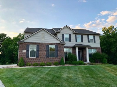 570 Birchcrest Court, Oakland Twp, MI 48363 - MLS#: 218069295