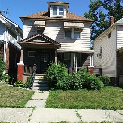 3338 Montgomery Street, Detroit, MI 48206 - MLS#: 218070335