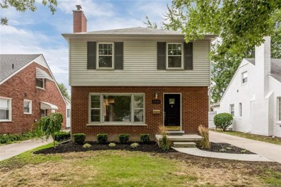 1341 Brys Drive, Grosse Pointe Woods, MI 48236 - MLS#: 218070396