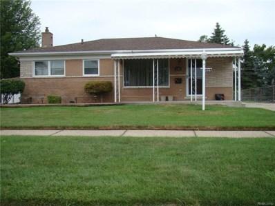 27311 Shelbourne Drive, Warren, MI 48088 - MLS#: 218070460