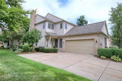 39714 Southwind Lane UNIT 25, Northville Twp, MI 48168 - MLS#: 218070487