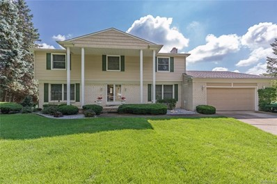 54320 Chateau Point, Shelby Twp, MI 48316 - MLS#: 218070491