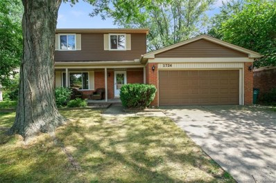 1724 Crimson Drive, Troy, MI 48083 - MLS#: 218070571