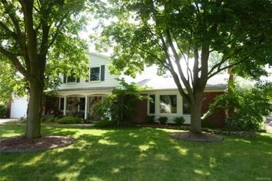 4053 White Birch Drive, West Bloomfield Twp, MI 48323 - MLS#: 218070666