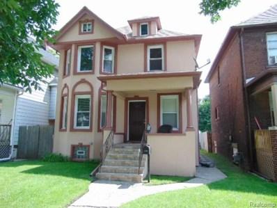 1074 Casgrain Street, Detroit, MI 48209 - MLS#: 218070728