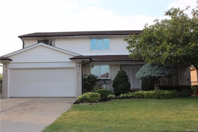 13715 Canterbury Drive, Sterling Heights, MI 48312 - MLS#: 218070747