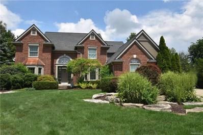 4423 N Castlewood Court, Auburn Hills, MI 48326 - MLS#: 218070859