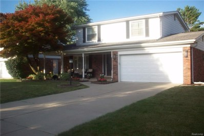 35712 Dearing Drive, Sterling Heights, MI 48312 - MLS#: 218070882