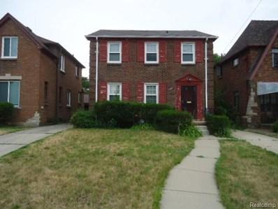 18255 Woodingham, Detroit, MI 48221 - MLS#: 218070885