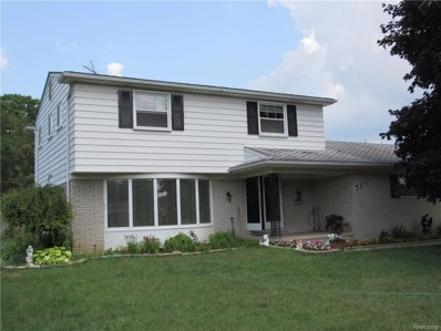 5073 Stellar Road, Shelby Twp, MI 48316 - MLS#: 218070917