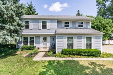 1959 Fleetwood Drive, Troy, MI 48098 - MLS#: 218070994