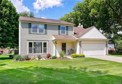 2700 Leewood Circle, Orion Twp, MI 48360 - MLS#: 218071077