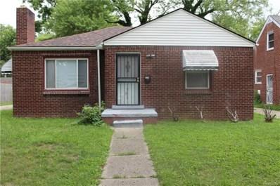 17203 Lenore, Detroit, MI 48219 - MLS#: 218071108