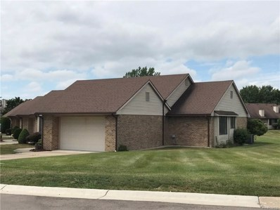 8292 Walnut Creek Drive, Grand Blanc Twp, MI 48439 - MLS#: 218071128