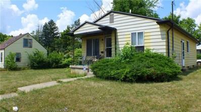 357 E Hobson Avenue, Flint, MI 48505 - MLS#: 218071216