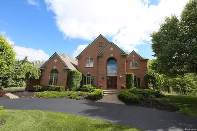 114 Knorrwood Court, Oakland Twp, MI 48306 - MLS#: 218071218