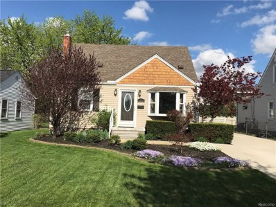 4350 Mandalay, Royal Oak, MI 48073 - MLS#: 218071260