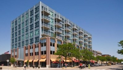 100 W 5TH Street UNIT 803, Royal Oak, MI 48067 - MLS#: 218071265