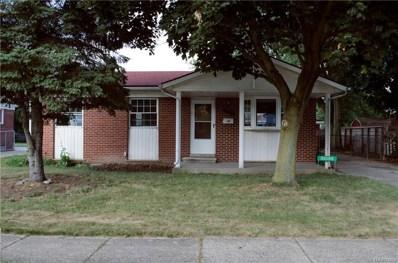32185 Bruce Street, Romulus, MI 48174 - MLS#: 218071292