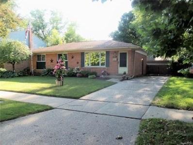 23203 Montclair Street, Farmington Hills, MI 48336 - MLS#: 218071308