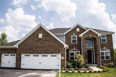 680 Willow Lake Court, Oxford Twp, MI 48371 - MLS#: 218071394
