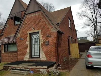 Hubbell Street, Detroit, MI 48235 - MLS#: 218071485