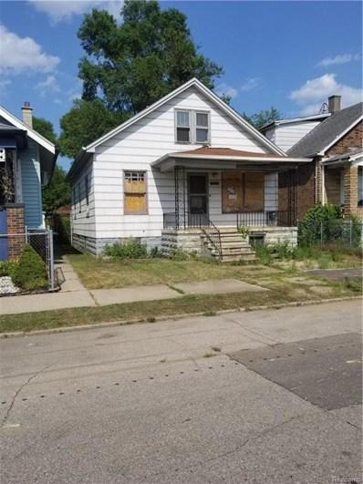 13516 Newbern Street, Detroit, MI 48212 - MLS#: 218071506