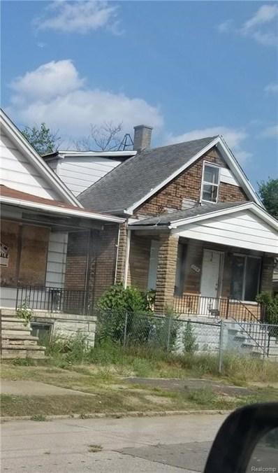13510 Newbern Street, Detroit, MI 48212 - MLS#: 218071509
