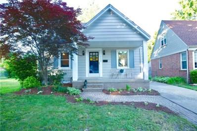 3331 Woodside Street, Dearborn, MI 48124 - MLS#: 218071552