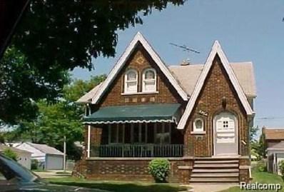 3964 Yorkshire Road, Detroit, MI 48224 - MLS#: 218071586