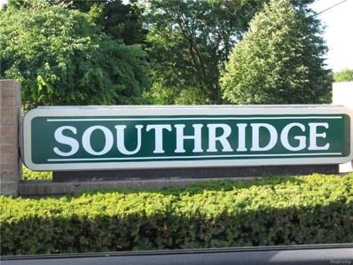 61298 Greenwood Drive, South Lyon, MI 48178 - MLS#: 218071638