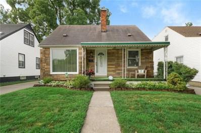 24621 Chicago Street, Dearborn, MI 48124 - MLS#: 218071654