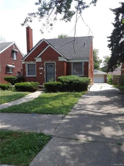7434 Rutherford Street, Detroit, MI 48228 - MLS#: 218071695