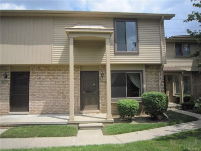 29445 Scarborough Drive UNIT 35, Warren, MI 48088 - MLS#: 218071718