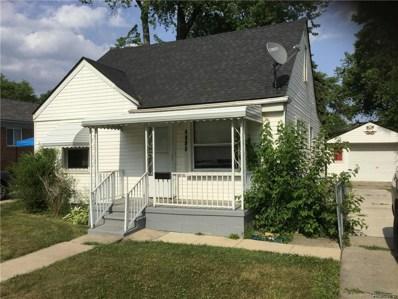 4995 Jackson Street, Dearborn Heights, MI 48125 - MLS#: 218071727