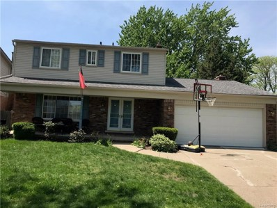 21655 Eastbrook Court, Grosse Pointe Woods, MI 48236 - MLS#: 218071731