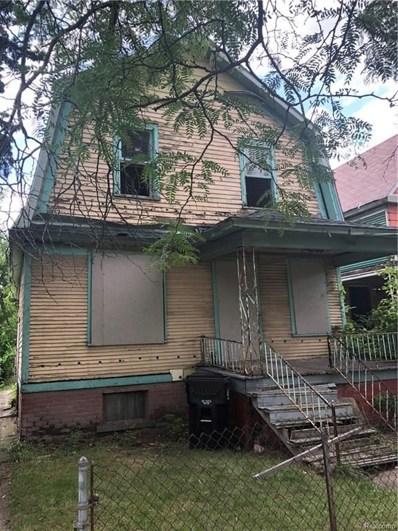 933 Mount Vernon Street, Detroit, MI 48211 - MLS#: 218071779