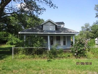 21023 Seminole Street, Southfield, MI 48033 - MLS#: 218071811