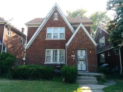 5808 Chalmers Street, Detroit, MI 48213 - MLS#: 218071828