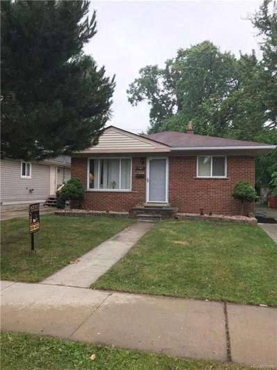 103 W Barrett Avenue, Madison Heights, MI 48071 - MLS#: 218071867