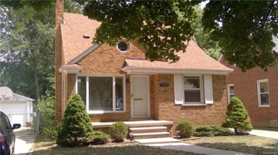 3351 Gertrude Street, Dearborn, MI 48124 - MLS#: 218071878