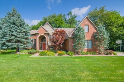 6833 Woodcrest Ridge, Independence Twp, MI 48346 - MLS#: 218071927