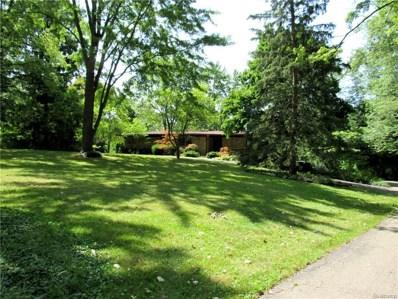 1903 Raymond Place, Bloomfield Twp, MI 48302 - MLS#: 218071962
