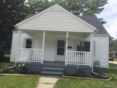 6004 Cherokee Street, Taylor, MI 48180 - MLS#: 218072055
